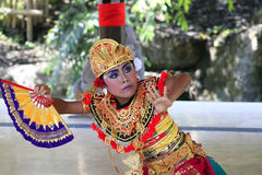 Porträt des Jungen im Tanz Stockfotos