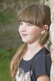 Porträt des jungen Mädchens Lizenzfreie Stockbilder