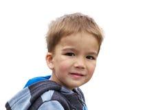 Porträt des Kindes lizenzfreie stockbilder