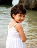 Porträt des kleinen Mädchens Lizenzfreie Stockbilder
