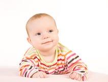Porträt des kleinen Mädchens Lizenzfreie Stockfotos