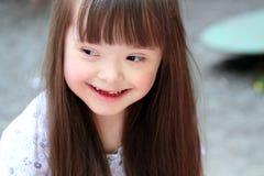 Porträt des Mädchens Lizenzfreies Stockfoto