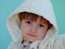 Porträt des Mädchens Stockbilder