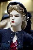 Porträt des weiblichen Mannequins Stockfoto