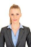 Porträt einer Geschäftsfrau Lizenzfreies Stockfoto