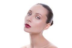 Porträt einer jungen Schönheit Stockfoto