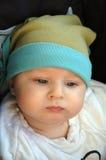 Porträt eines Babys Stockbilder