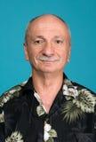 Porträt eines erfolgreichen älteren Mannes Lizenzfreies Stockbild