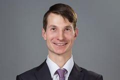 Porträt eines Geschäftsmannes Stockfotografie