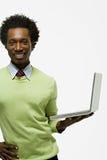 Porträt eines Geschäftsmannes stockbilder