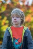 Porträt eines Jungen Stockfotografie