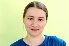 Porträt eines jungen Mädchens Lizenzfreie Stockfotografie