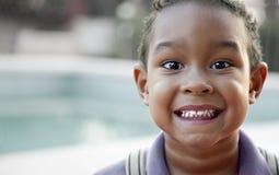Porträt eines Kindes Lizenzfreies Stockfoto