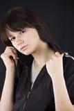 Porträt eines Mädchens Lizenzfreies Stockfoto