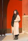 Porträt eines Mädchens Lizenzfreie Stockfotografie