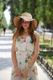 Porträt Ukrain-Mädchen Lizenzfreie Stockfotografie