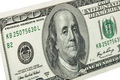 Porträt von Benjamin Franklin Lizenzfreies Stockfoto