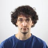 Porträt von kühlen, jungen Männern Stockfotos