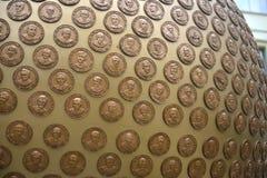 Porträt von Nobelpreisträgern Lizenzfreie Stockfotos