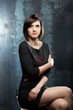 Porträt von Schönheiten Lizenzfreies Stockfoto