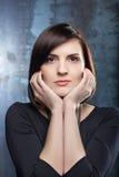 Porträt von Schönheiten Lizenzfreie Stockbilder
