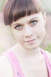 Porträtschönheit lizenzfreies stockbild