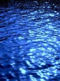 Portrai abstracto de la superficie del agua Fotografía de archivo libre de regalías