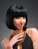 Portrai of beautiful woman Royalty Free Stock Photo