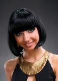 Portrai of beautiful woman Stock Images