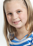Portrait of Adorable Girl Royalty Free Stock Photos