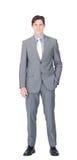 Portrait af a charismatic businessman standing Stock Photo
