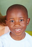 Portrait of an african boy Royalty Free Stock Photo