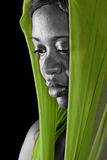 Portrait african woman Royalty Free Stock Photos
