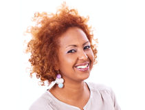 Portrait of african women Stock Photo
