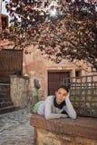 Portrait in Albarracin, Spain Stock Photos