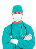 Portrait of an ambitious surgeon Stock Photo
