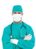 Portrait of an ambitious surgeon Stock Photo