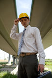 Portrait of architect Royalty Free Stock Photography