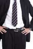 Portrait Asia businessman Royalty Free Stock Image