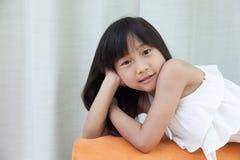 Portrait asia girl. Stock Photography