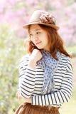 Asia woman Royalty Free Stock Photo