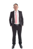 Portrait of Asian business man royalty free stock images