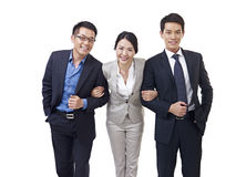Portrait of asian business team Royalty Free Stock Photography