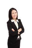 Portrait of a asian business woman Stock Photo