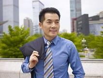 Portrait asian businessman Stock Images