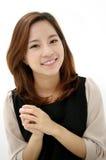 Portrait of Asian Businesswoman Stock Photos