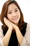 Portrait of Asian Businesswoman Royalty Free Stock Photography