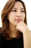 Portrait of Asian Businesswoman Stock Image