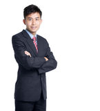 Portrait of Asian Chinese businessman stock photography
