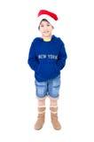 Portrait of Asian cute boy Royalty Free Stock Photos